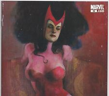 THE NEW AVENGERS #26 Scarlet Witch Hawkeye from Jan. 2007 in F/VF con. DM