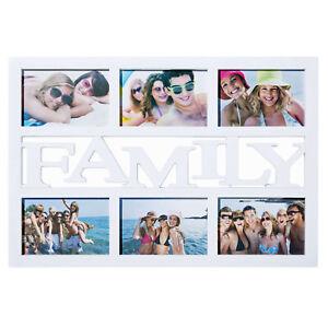 Bilderrahmen Fotorahmen Bildergalerie Foto Wechselrahmen Family Friends Love