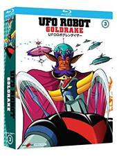 UFO ROBOT GOLDRAKE #03  3 BLU-RAY  COFANETTO  ANIME