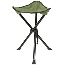 Fox Outdoor Chair Stool Foldable Camping Hunting Fishing Od Green