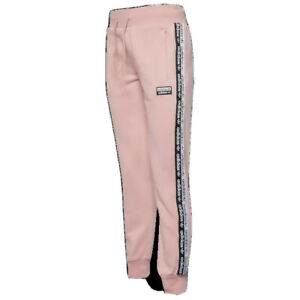 Adidas Womens Originals R.Y.V. Cuff Pants EC0754 Pink-Size Large