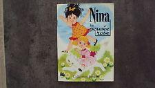 Livre Nina, la poupée rose - Collection Junior 10/1986