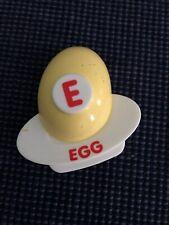 Vtech ABC Food Fun Fridge Phonics Replacement E Egg Magnet Educational