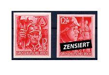 Deutsches Reich Mi.Nr. 909/10 U postfrisch