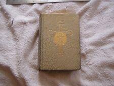 Missal 1955 Masses Sundays & Holy Days Obligation