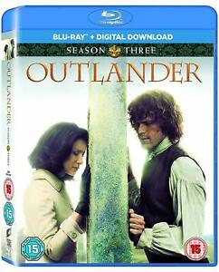 Outlander - Season 3 (Blu-Ray + Digital Download)