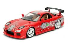 Jada Toys Fast & Furious 1:24 Diecast  '93 Mazda RX-7 Vehicle New without Box