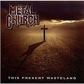 Metal Church - This Present Wasteland (2008)  CD  NEW/SEALED  SPEEDYPOST