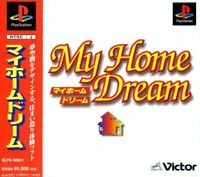 Japan PS My Home Dream [NTSC-J] Import Japanese Video Game Sony PlayStation
