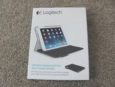 Logitech Ultrathin Keyboard Folio for iPad Mini 1/2/3- Carbon Black  920-005893