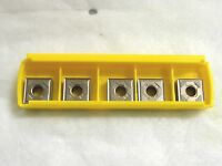 Kennametal Carbide Turning Inserts SNMG431FN Grade KCP10B Qty 5 PCS 5531910