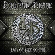 ICHABOD KRANE - Day Of Reckoning (NEW*US METAL*HALLOWEEN*SLEEPY HOLLOW)