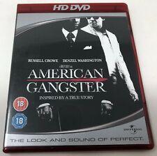 American Gangster HD-DVD (UK United Kingdom Import) Movie Great Britain U.K.