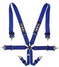"TRS 6 Point Magnum 2018 Competition Harness 3x3"" Harness - seat Belts"