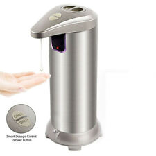 Touchless Infrared Sensor Soap Dispensers Automatic IR Hand Washer Stainless ste