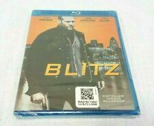 Blitz Blue Ray DVD - BLITZ Jason Statham - Brand New Sealed