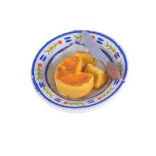 Dollhouse Miniatures Cheese Cakes Mini Food Decoration HU
