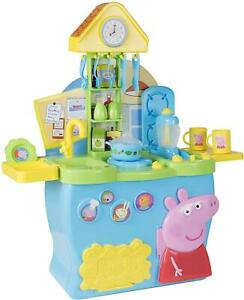 Peppa Pig Kitchen Playset | Great Roleplay Set For Kids Boys & Girls