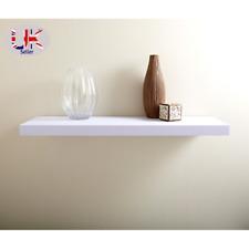 Lixa 80cm Wall Mount Floating Bluetooth Speaker Shelf Display Decoration MDF