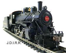 HO Scale Model Railroad Trains Bachmann Pennsy 2-6-0 DCC Sound Steam Locomotive