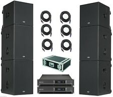 Dynacord XA2Pro concert PA system xa2-pro with L3600FD amps New Boxed