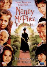 NANNY McPHEE TATA MATILDA - DVD NUOVO E SIGILLATO, PRIMA STAMPA, NO EDICOLA