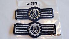 THW Rangabzeichen Kraftfahrer silbern (w283)