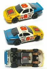 TOMY Turbo #8 LION PERFORMANCE CHEVROLET HO Slot Car Test Lapped Quick & Agile
