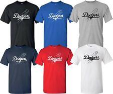 Los Angeles LA Dodgers Ball Design MLB T-Shirt Multi Colors Shirt  S-4XL