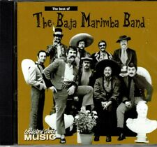 The Best of The Baja Marimba Band  BRAND  NEW SEALED CD