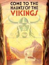 Reprint Viking Women and the Sea Serpent  Movie Poster 13 x 19
