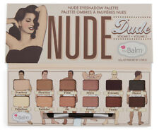 theBalm NUDE 'dude Eyeshadow Palette Volume 2