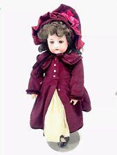 """24"""" Antique Cuno Otto Dressel German Bisque Doll 1912-5 Sleep Eyes 4 Point Star"""