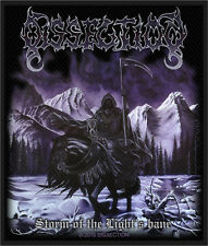 Dissection Storm Of The Light´s Bane  Aufnäher(SP2865)DissectionPatch Gewebt !!