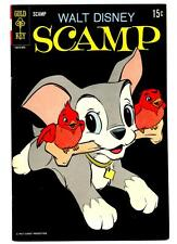 Scamp #3    Gold Key 1959