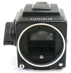 Hasselblad 501C Camera Body, Acute Matte screen, black MINT- #38402