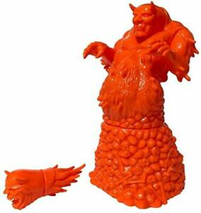 SEGA RETRO GAME  Altered Beast Stage 1 Boss Aggar Sofubi Collection Figure RED