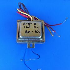 OPTIMUS STA-20 Power Transformer 12v+12v, 10v, 40W, 5