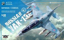 Kitty Hawk 1/48 Russian Yak-130 FREE RESIN FIGURES INCLUDED KH80157