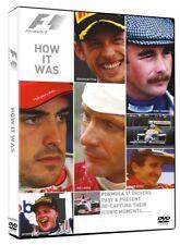 F1 How it Was [DVD] NEU Formel 1 Schumacher, Lauda, Prost, Senna, Berger, Alesi