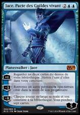 Jace, Pacte des Guildes vivant - Jace, the Living Guildpact - M15 - Mtg Magic -