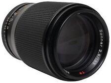 Carl Zeiss Teleobjektive für Contax Kameras