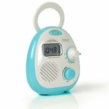 Sound Around Pyle - Shower Radio Waterproof Wireless Bluetooth Music