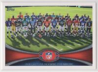 2012 Topps NFLPA Rookie Premiere Football Card # 73 - Russell Wilson Rookie Year