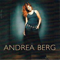 (CD) Andrea Berg - Machtlos- Ein Schiff Wird Kommen, Ein Tag Mit Dir Im Paradies