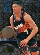 FLEER METAL 1995-96 KEVIN JOHNSON BASKETBALL CARD - NEW & PERFECT