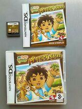 NINTENDO DS // Go, Diego, Go! Safari rescue // Compatible toutes DS - 2DS - 3DS