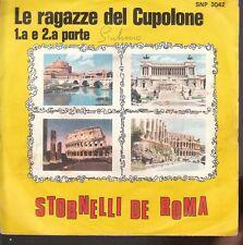 12779  LE RAGAZZE DEL CUPOLONE  STORNELLI DE ROMA