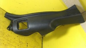 "96-99 Subaru Legacy Outback Passenger Right ""C"" Pillar Interior Trim Gray OEM"