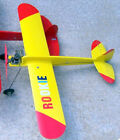 """Comet ROOKIE TRAINER PLAN to Build Vintage Classic 30"""" Model Airplane UC Trainer"""